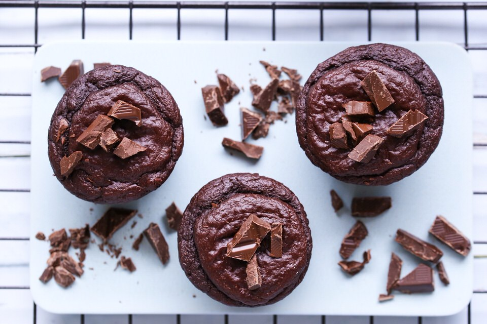 Sukkerfri muffins uten mel