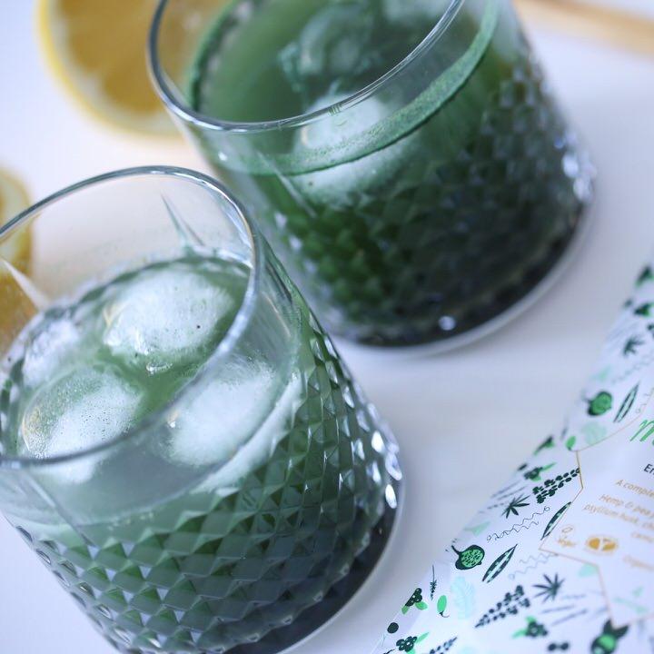 My morning Elixir.