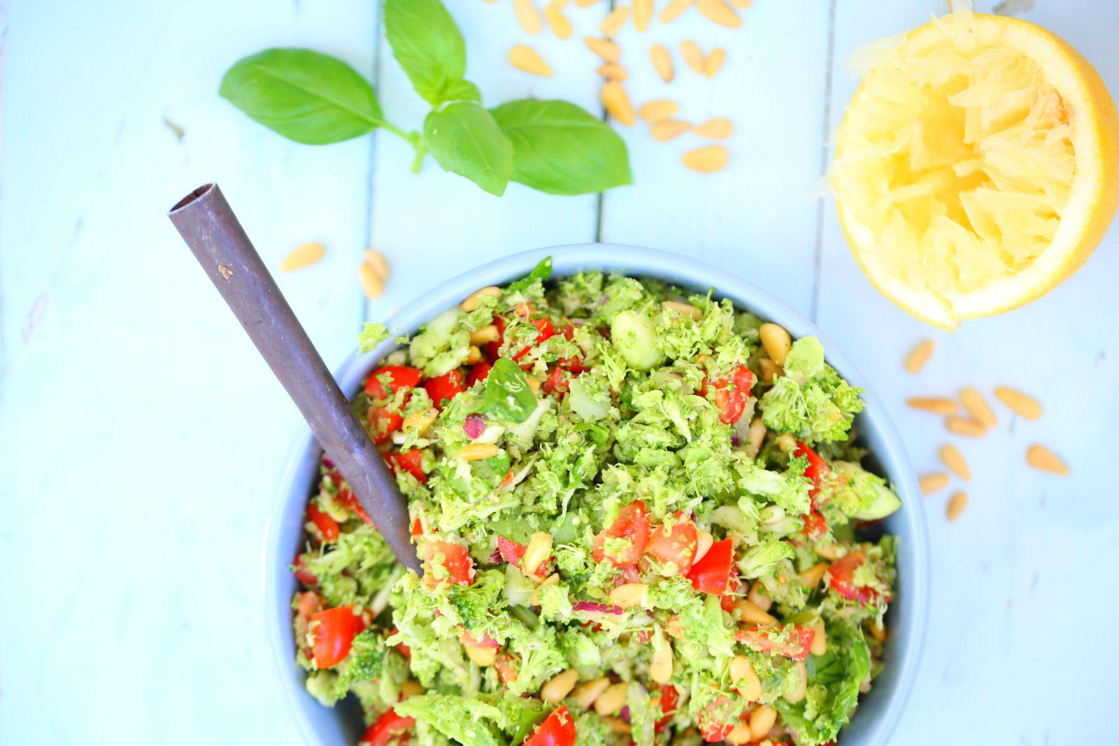 brokkolisalat