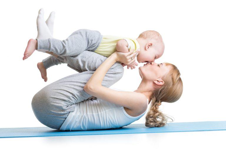 Kom i gang med trening etter fødsel: en liten sjekkliste