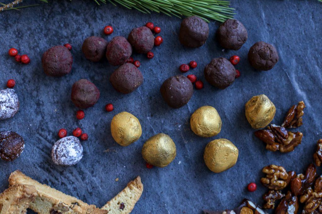 Sukkerfri sjokoladetrøfler